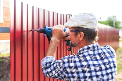 fence - installation